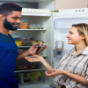 4 Steps to Warm Refrigerator Fixes just in minutes | This information is helpful for everyone | Home Appliances Information Series
