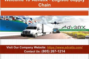 Advatix is a leading supply chain and logistics consulting firm offering technology-powere...
