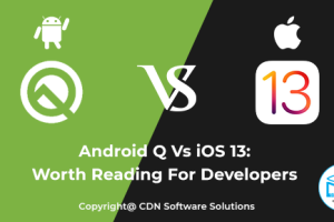 Android Q and iOS 13 features amaze people as well as mobile app developers. Implementing ...