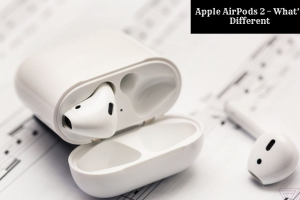 Apple Second generation AirPods are here. It comes with better connectivity, Hey Siri Voic...
