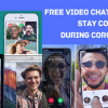 Best 6 Free Video Chat Apps to connect with friends and family during Coronavirus. Top Free Video Chat Apps and Voice Calling Apps to connect with Friends.