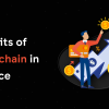 Blockchain in Fintech - Revealing the benefits of blockchain in financial & implementing this novice tech with professional strategies requires an expert team!