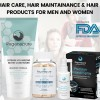 Buy effective and proven products for hair loss, hair care, hair maintainaince and hair regrowth. Free of harmful chemicals, Paraben or SLS. Try Today!