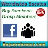 Buy Facebook Group Members: You can get to us USA, UK, CA and AU with worldwide active FB group member ( friends )cheapest price. TO, Get now from us