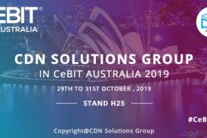 CDN Solutions Group is again going to participate in CeBIT Australia event, which will tak...