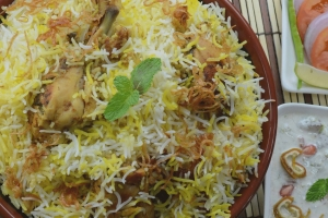 Craving for the spicy, mouthwatering flavor of Indian Dum Biryani? Living abroad will no l...