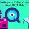 Do you want to get millions of real and safe people to enhance the visibility of your Instagram video quickly? You can easily create an attractive and top quality of video and share it on your Instagram account with a trending description. You can buy Instagram video views to enhance the presence of your Instagram video which helps to increase revenue to boost your business.