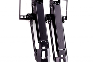 "Extra Travel Mount (XT) gives you a total of 40"" of up and down travel, the most of any ma..."