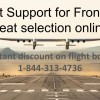 Frontier airlines offer a totally easy system for making flight bookings through which even laymen can book the flights. The airline offers each option; on-line flight bookings and booking at the airport. In case you