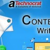 Hire intellectual content writers to fulfill your requirements of content writing services. Atechnocrat offers SEO Optimized Website Content.