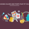How do you choose the right colors and fonts for your logo or website? A lot of business owners will say that they just simply choose what they like and actually that is not a bad starting. But if you...