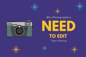 Image editing has become a compulsory term for photography nowadays. Have you ever wondere...