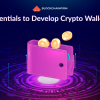 In growing crypto market can peek you anytime, and you can dive into the trading platform. Here the essential you must know to developing a cryptocurrency wallet