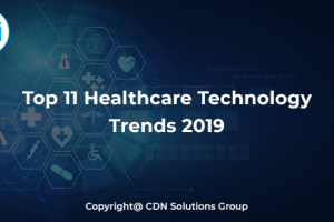 Internet of Things (IoT), Blockchain, etc. Are some of Important Healthcare Technology Tre...