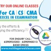 In this competitive world, we find a major hustle in the field of studies. Students who are pursuing CA CS CMA are very much aware of their course dignity and challenges to achieve their goal in th…