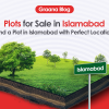 Looking for plots for sale in Islamabad? We have mentioned list of Islamabad's favorite new localities that you should consider before purchasing next plot.