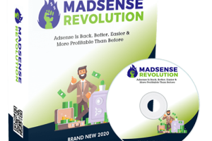 Madsense Revolution Review - Complete Step By Step Program To Earn Income With Publisher N...
