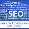 Many SEO strategies have changed quite a bit over the years. Usability and the mobile experience have become more significant elements in the last five years.