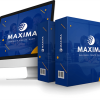 Maxima Review - It's all super quick and easy as you have EVERYTHING you need to get started and get profiting RIGHT AWAY.