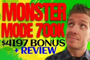 Monstermode 700k Review! What is Monstermode 700k and do you even need it? This brand new ...