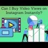 Are you really looking to enhance numbers of viewers to your Instagram video fast? You can easily make alluring and highly attractive video and post on your Instagram profile with popular hashtag and engaging description. You can buy Instagram video views to get your IG video more famous all across the world which helps to enhance your business to boost status of your business rapidly.