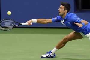NEW YORK: Novak Djokovic sailed into the last 16 of the US Open on Friday as off-court in...