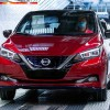 Nissan is upgrading the LEAF: In the new 2020 model, the compact electric car offers an optional WiFi hotspot. The standard active Blind Spot Assist and a digital interior mirror with camera function increase the level of safety. The basic price with 19 percent VAT is around 29,000 euros....