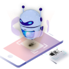 PlugXR is an unbelievably easy-to-use Cloud-based Augmented Reality platform with powerful features to Create & Publish advanced AR Apps & Experiences.