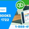 Quickbooks Error 1722 comes very frequently and it leads to a decrease in efficiency and system starts freezing. So if you're quickbooks user you ought to know how it's fixed.