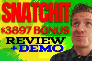 SnatchIt Review! What's inside SnatchIt by Mike McKay & Radu Hahaianu? These guys have put...