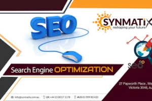 Synmatix stands as the Best SEO company with its all-time leading solutions against all di...