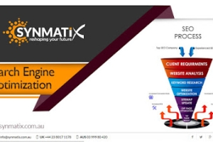 Synmatix stands as the Best SEO Company with its all-time leading solutions against all-di...