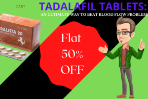 Tadalafil tablet is a generic-name drug. This medication used to treat the muscles of the ...