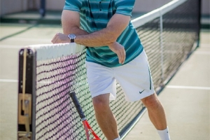 Tennis is one of the most elite sports out there. People practice it to stay fit and some ...