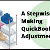 The following image clearly describes the method for QuickBooks inventory adjustment, so if you are dealing with incorrect in hands quantity items, then the instructions will be of great help. On the other hand, you can also reach QuickBooks support at (844)-932-1139 to get direct help from certified QuickBooks Desktop experts managing the inventory in QuickBooks.