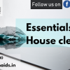 The house cleaning services offered today, are to help make the difficult lives, more beautiful. From eradicating the cobwebs to scrubbing the john in the toilet, the deep cleaning of the house is done. This confirms one to take a sigh of relief, as one definitely gets what their money is worth.