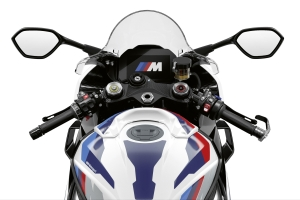 The M RR is based on BMW Motorrad's S 1000 RR. The power of the BMW M 1000 RR has been i...