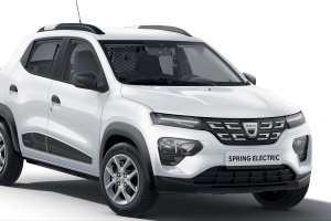 The new Dacia Spring was officially introduced. Dacia Spring has a 28.6 kWh battery for a...