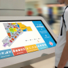 The report has segregated the interactive kiosk market based on product type, material, size, end-use application, distribution channel, and region.