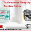 The treatment options include weight loss, avoid alcohol and sleep on your side. If prescribed you may take sleeping pill like ambien to treat sleep disruption. Buy Ambien online to overcome sleep disturbances due to sleep apnea.