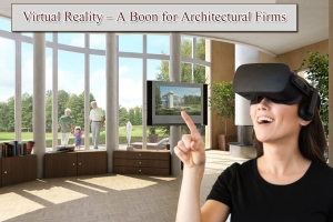 This shows that virtual reality can be an extremely valuable tool for both architects and ...