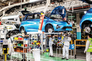 TOKYO: Nissan says it has developed a new way to produce high-tech auto parts that highli...