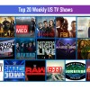 Top 20 weekly shows in the US streaming on ViewChat app allows a huge number of live TV Audience to join the chat rooms. Some of Top 20 weekly shows in the US are mainly The Masked Manager, 60 Minutes, NCIS SURVIVOR, Friends, WWE Smackdown, and many more.