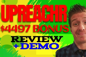 Upreachr Review! What is Upreachr and do you even need it? Two Words - Influencer Traffic....