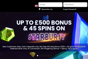 Vegas Crown Casino is the brand new dedicated slots casino site on the NEKTAN Casino Softw...