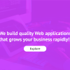 We build web and mobile apps that possess a custom design and are freely compatible on all screen sizes. Our Web Developers are a skilled expertise at HTML5, CSS3, Bootstrap and Angular JS programming.