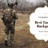 Welcome to the professional review for the best tactical backpack to buy in 2020. We will share our well-researched suggestions and expert advice to keep you out of trouble and provide the best experience. Backpacks have become a part of our day to day life. They have become important to carry our gears with us …