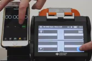 Which is faster Splicing Machine , yours, or ours on this video? If you Required the Sumit...