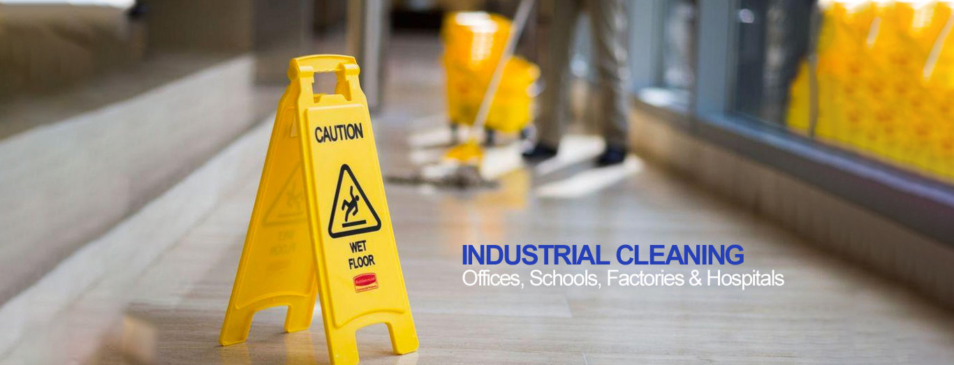 Activa Cleaning offer an expert industrial cleaning, Warehouse cleaning and factory floor ...