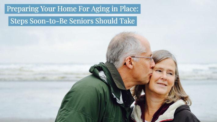 Aging in place — staying in the comfort of your home as you age — can be one of the be...